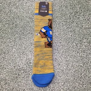 Stance UCLA Bruins Mascot Socks Size Large
